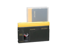 PANASONIC 66min DVC PRO Professional Video Kassette AJ-P66LP NEU(world*)000-712°