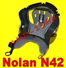 "INTERNO CLIMA COMFORT GREY per NOLAN N42 N42E  TAGLIA "" XL "" 00242"