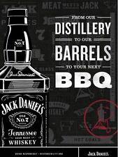 "Jack Daniels ""barrrel"" Poster 18 By 24"