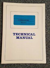 More details for commodore plus 4 computer technical manual genuine oct 1984 preliminary