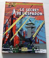 BLAKE ET MORTIMER . INTEGRALE  Le Secret de l'Espadon . E.P. JACOBS . BD