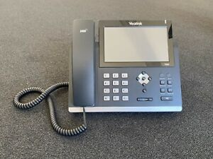 Yealink SIP T48-G IP-Telefon PoE mit 7 Zoll Touch Display Business High End