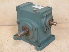 DODGE,  20:1 RATIO,   GEAR REDUCER,  SHAFT DRIVE,  796 INCH POUNDS