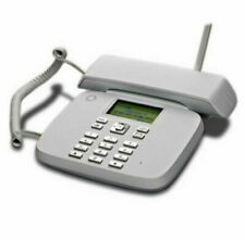 Telefono Fisso con slot SIM Card GSM Vodafone classic da tavolo senza canone