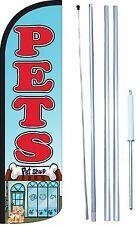 Pets Swooper Windless Flag Kit (3ft x 11.5ft flag)