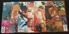 SECRET SIX # 1 2 3 4 5 6 VOLUME 2 DC COMICS 2006 COMPLETE SET not BATMAN