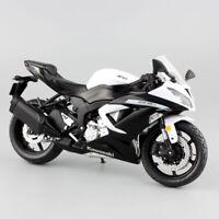 1/12 Scale automaxx Kawasaki Ninja ZX6R Motorcycle model diecast metal toy bike