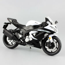 1/12 Scale automaxx Kawasaki Ninja ZX6R Motorcycle model diecast metal toy bike