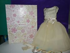 American Girl Doll Gala Gown Pattern Used for This Years Swarovski Holiday Gown