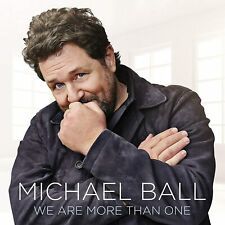 Michael Ball - We Are More Than One [CD] Sent Sameday*