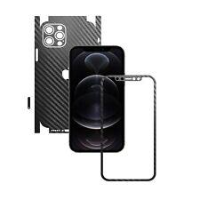 Abrigo de piel de Carbono, Cuerpo Completo, caso Vinilo Calcomanía 360,for Apple...
