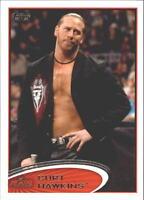 2012 Topps WWE #79 Curt Hawkins