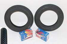 2 x 3,00 x 10 Zoll Reifen + Schlauch VRM054 Piaggio Vespa Roller 50 80
