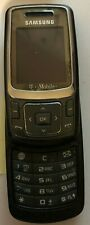 READ BEFORE Samsung SGH T239 Red Pocket (T-Mobile) Cell Phone Gray Good Used