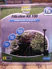 New Tetra Pond Fk3 Filter Fountain Kit. Filter Only 26594