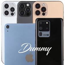 iPhone 12 Mini Pro iPad Galaxy S20 Handy Dummy Attrappe Requisit Ausstellung 1:1