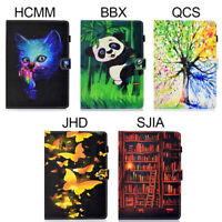 Shockproof Case Shell Magnetic Flip Cover PU For Amazon Kindle Paperwhite 1 2 3