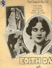 The Original Stars of Rose Marie Showboat Irene Rio Rita Desert Song Edith Day