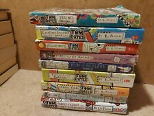"Pichon, Liz : ""Tom Gates series"" set collection bundle books x 9"