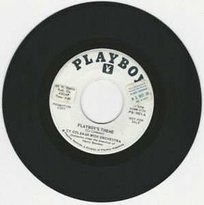 45 RPM Single: Playboy's Theme, Cy Coleman with Orchestra, on Playboy Records
