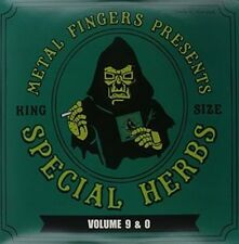 Special Herbs, Vols. 9+0 by MF Doom (Vinyl, Feb-2015, 3 Discs, Nature Sounds)