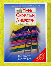 The Princess and the Pea ~ New DVD Video ~ Hans Christian Anderson Animated Kids