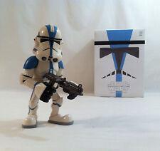 2006 Vintage Star Wars ✧ 501st Clone Trooper ✧ Medicom Kubrick Sideshow En Caja