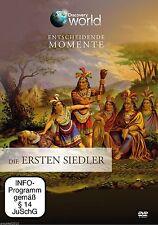 Die ersten Siedler (Amerika) - Entscheidende Momente -DVD Neu