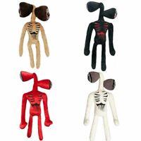 New Siren Head Plush Figure Toy Soft Stuffed Doll Plushie Toy Kids Birthday Gift