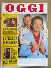 OGGI n°1 1974 Raffaella carrà Lisa Gastoni Mario Rossetto  [G803]
