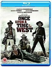 Once Upon a Time in The West 5051368216232 With Charles Bronson Blu-ray