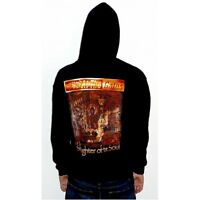 "At The Gates ""Slaughter Of The Soul"" Zip Hoodie - NEW OFFICIAL"