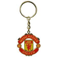 Manchester United F.C Keyring - Crest Design