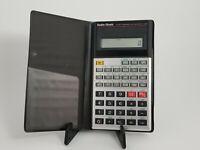 Vintage Radio Shack EC-4028 10 Digit Scientific Pocket Calculator With Case