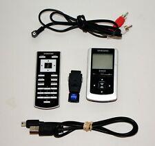 SAMSUNG NEXUS 50 YP-X5Z XM Ready Satellite Radio Audio Player and Remote