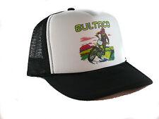 Vintage Bultaco motocross motorcycle Trucker Hat mesh hat snapback black new