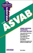 Pass Key to the ASVAB: Armed Services Vocational Aptitude Battery : With