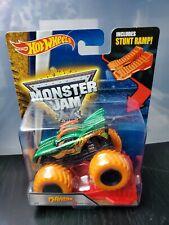 RARE Hot Wheels Dragon Monster Jam Truck 1:64 PACKAGING ERROR