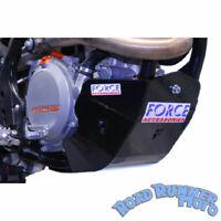Force bash plate skid plate Black KTM 250 350 EXC-F 12-16  Bashplate