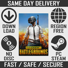 PlayerUnknown's Battlegrounds PUBG (PC) - Full Game Download / Steam Key