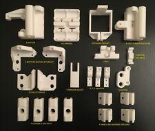 Full 3D printer PLA printed parts for Reprap Mendal Prusa i3 DIY and other