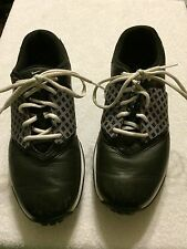 Nike Air Golf soccer cleats shoes size 6 womens .