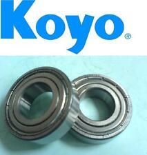 1 Stk. KOYO Premium Rillenkugellager / Kugellager 6303 ZZ = 2Z  17x47x14 mm