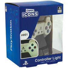Officially Licensed Classic PlayStation Controller Icon Night Light