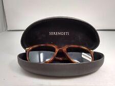 Serengeti Sunglasses Mattia 8473 Butterrum Tortoise Polarized glass  S16