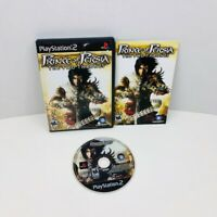 Prince Of Persia The Two Thrones Sony PlayStation 2 PS2 Complete