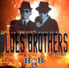 """BLUES BROTHERS """"Live From Chicago's House Of Blues"""" (CD 1997) HOB *GREAT SHAPE*"""