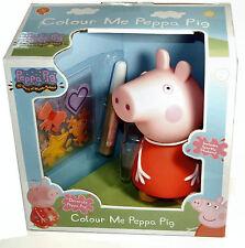 Colour Me In Peppa Pig - Peppa, Stickers + Glitter Pen