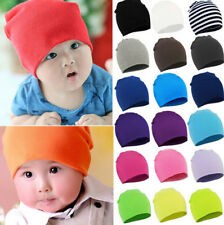 Baby Cap Beanie Boys Girls Toddler Infant Children Cotton Soft Cute Unisex Hat