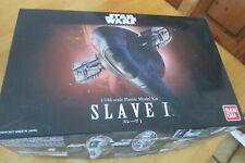 1:144, Bandai 0200638 ,  Star Wars Slave I